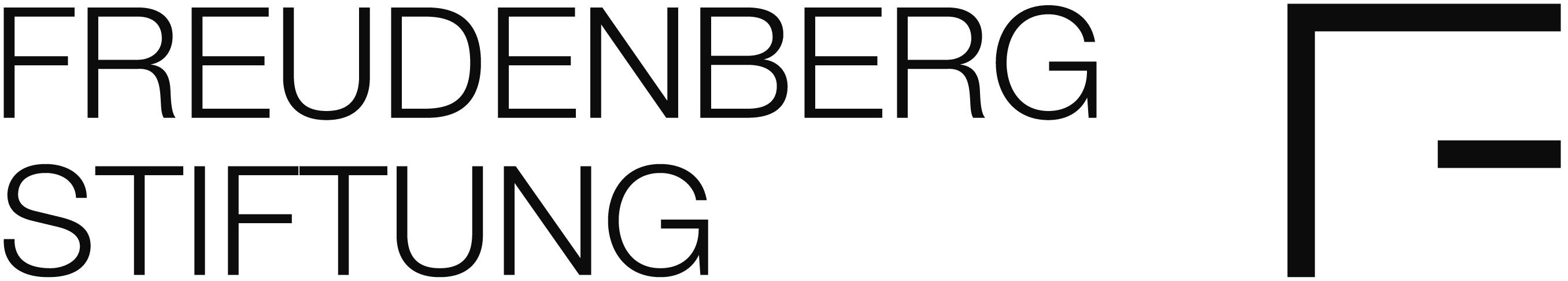 Logo Freudenbergstiftung