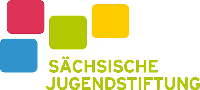 Logo Sächsische Jugendstiftung